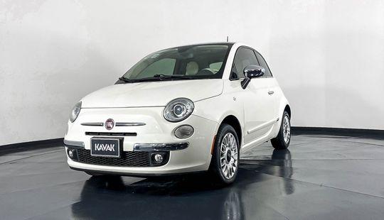Fiat 500 Hatch Back  Lounge-2013