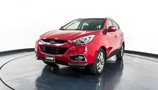 Hyundai ix35 Limited-2015