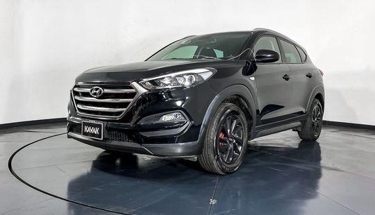 Hyundai Tucson GLS Premium-2018