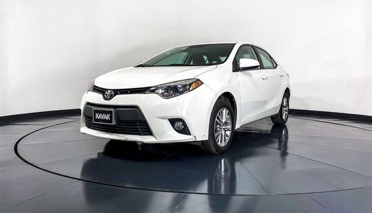 Toyota Corolla LE-2014