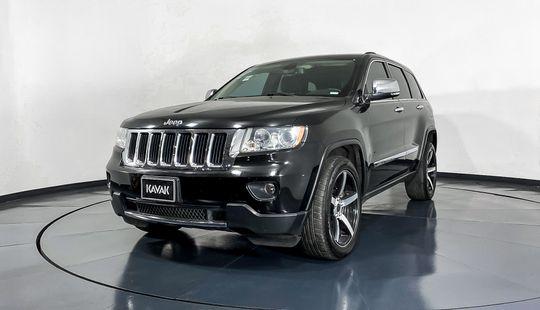 Jeep Grand Cherokee Limited Premium-2012