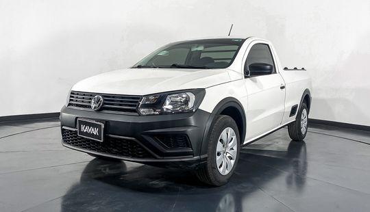 Volkswagen Saveiro Starline Cabina Sencilla-2018