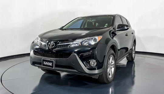Toyota RAV4 Limited-2015