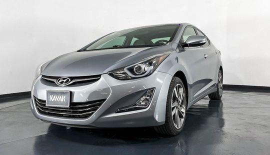 Hyundai Elantra Limited Tech-2016