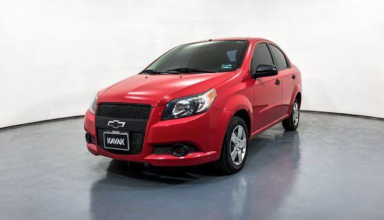 Chevrolet Aveo LS-2016