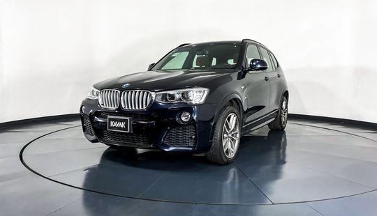 BMW X3 35i M Sport-2017