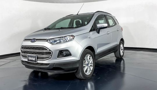 Ford Eco Sport Trend-2017