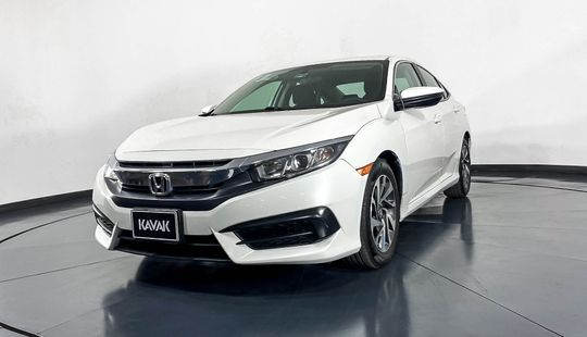 Honda Civic EX-2016