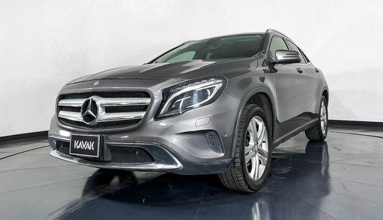 Mercedes Benz Clase GLA GLA 200 CGI Sport-2017