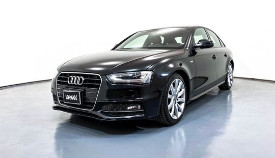 Audi A4 Sport Limited Edition-2016