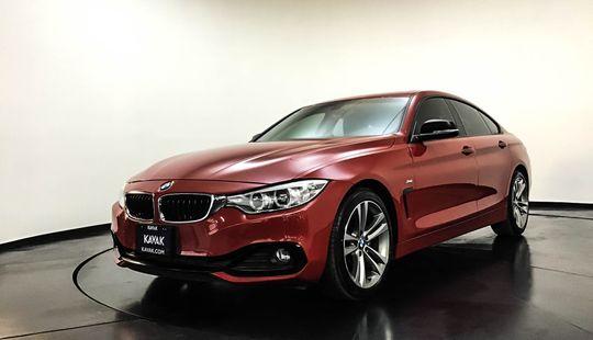 BMW Serie 4 430i Sport Line Gran Coupé