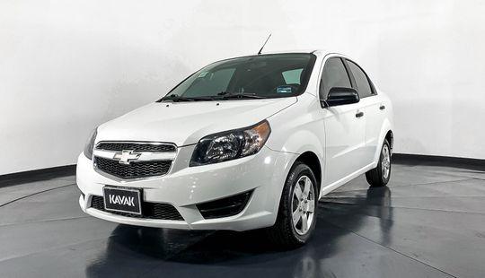 Chevrolet Aveo LS  (Línea nueva)-2018
