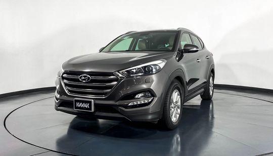 Hyundai Tucson Limited-2016