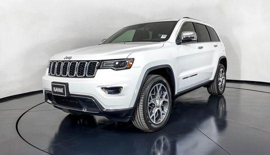 Jeep Grand Cherokee Limited Lujo-2021