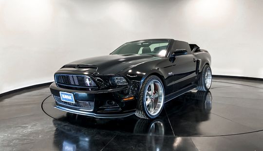 Ford Mustang GT Convertible-2014
