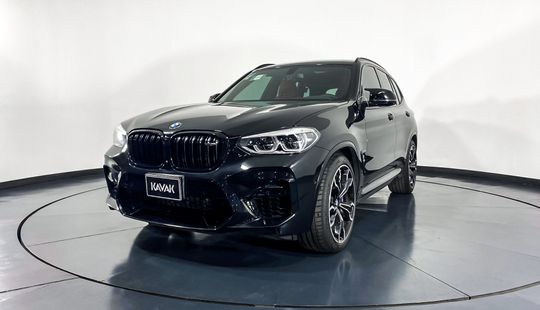 BMW X3 M Competition-2020