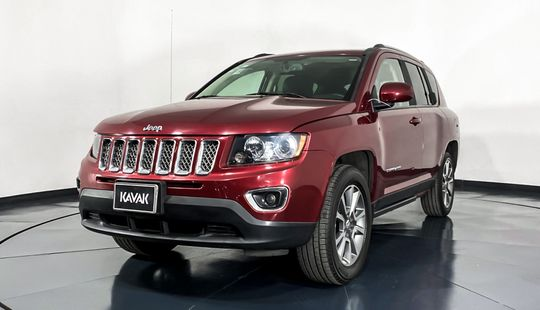 Jeep Compass Limited-2014
