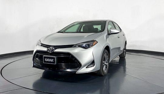 Toyota Corolla LE-2017