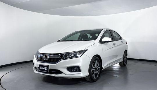 Honda City EX-2018
