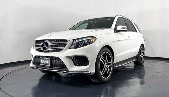Mercedes Benz Clase GLE GLE 500 CGI-2017