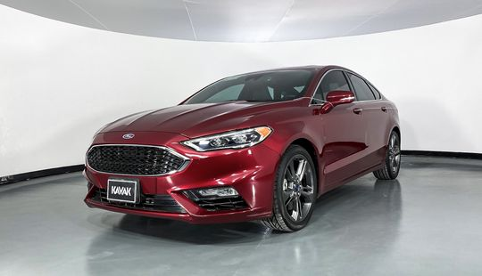 Ford Fusion Sport-2017