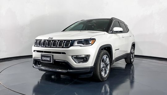 Jeep Compass Limited Premium-2019