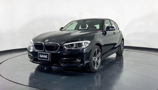 BMW Serie 1 Hatch Back 120i Sport Line-2016