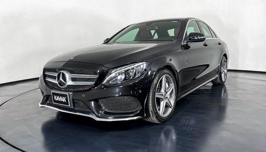 Mercedes Benz Clase C C250 CGI Sport-2018