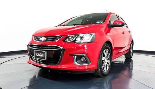 Chevrolet Sonic LTZ (Cambio de línea)-2017