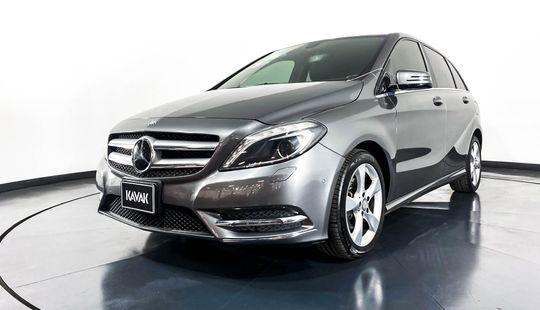 Mercedes Benz Clase B B180 CGI Exclusive-2014