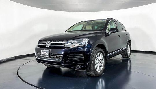 Volkswagen Touareg V6 4x4-2011