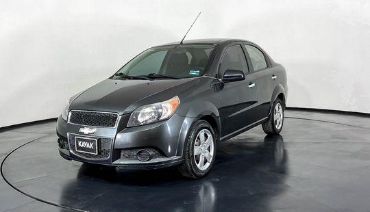 Chevrolet Aveo LT (Línea anterior) (Línea anterior)-2017