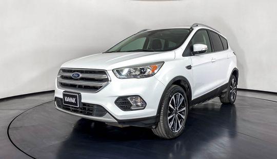 Ford Escape Titanium Ecoboost-2017