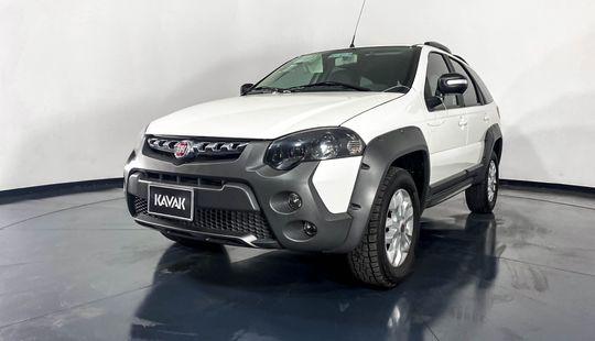 Fiat Palio Vagoneta Adventure-2019