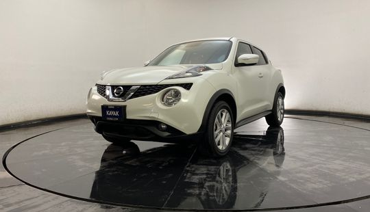 Nissan Juke Exclusive 2017