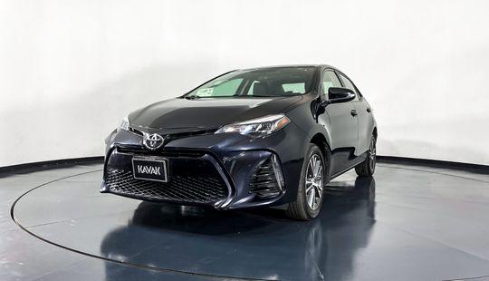 Toyota Corolla S-2018