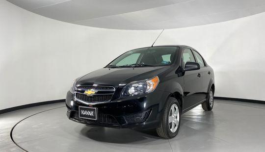 Chevrolet Aveo LS (Cambio de Línea) (Cambio de línea)