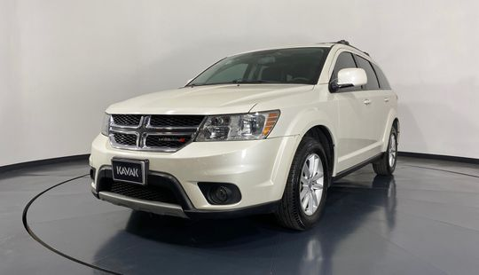 Dodge Journey SXT Plus