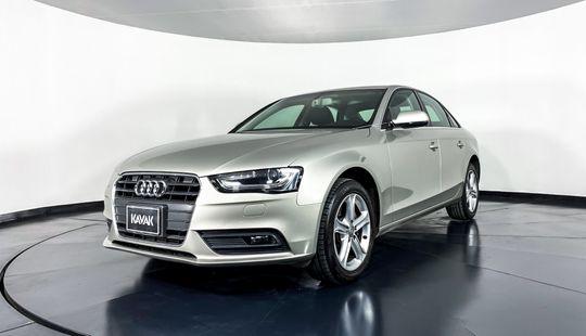 Audi A4 Trendy Plus-2013
