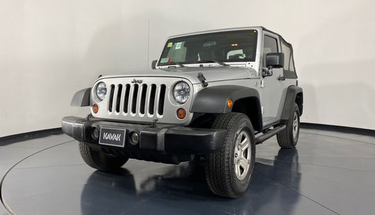 Jeep Wrangler X Sin HT 4x4