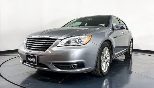 Chrysler 200 Limited 3.6l-2013
