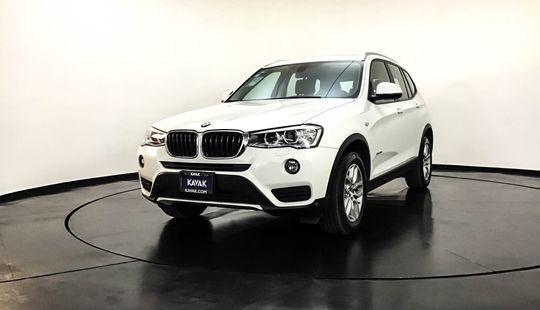 BMW X3 20i 2017