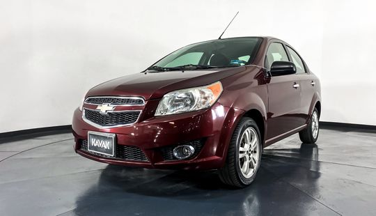 Chevrolet Aveo LTZ (Cambio de Línea) (Cambio de línea)-2017