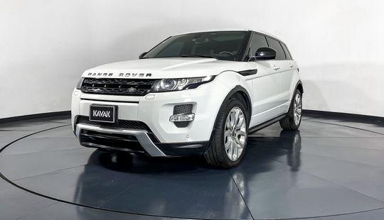 Land Rover Range Rover Evoque Prestige Dynamic-2014