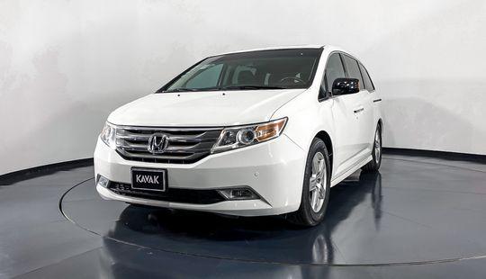 Honda Odyssey Touring-2011