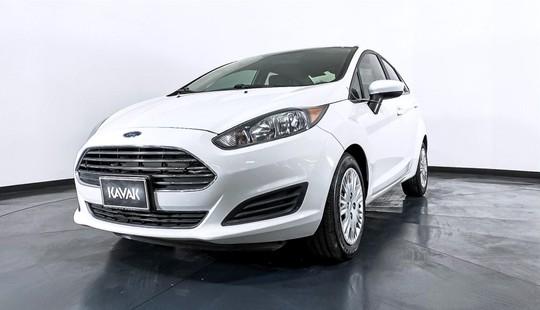 Ford Fiesta S-2015