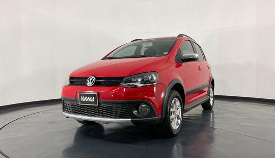 Volkswagen Crossfox Hatch Back-2015