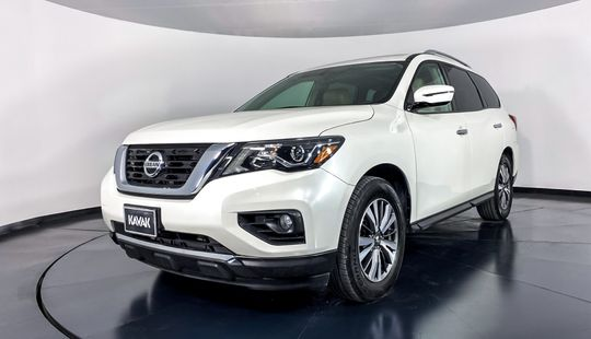 Nissan Pathfinder Advance