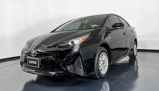 Toyota Prius Hatch Back Premiun Híbrido-2016