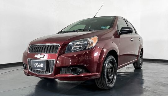 Chevrolet Aveo LT-2015